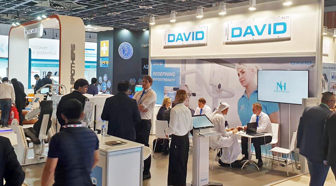 Success from Arab Health 2020